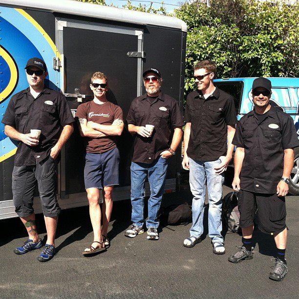 Amgen Tour of CA 2013 Mechanics