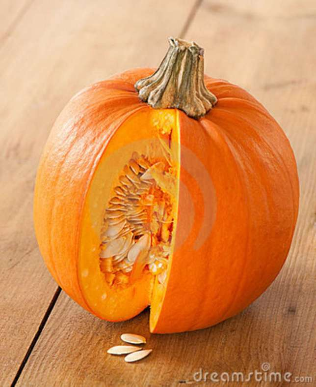 The Powerhouse Pumpkin